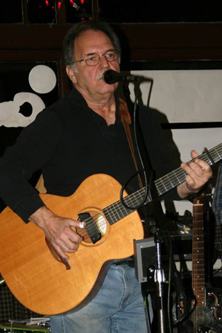 Jim Gallant - Lead Vocals and Finger Style Guitar